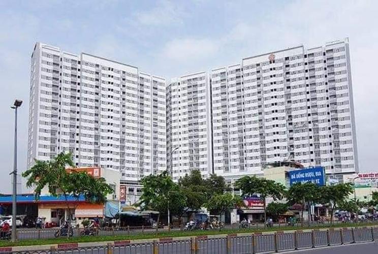 Moonlight Boulevard Bình Tân Shophouse Moonlight Boulevard view hồ bơi nội khu.