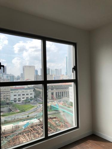 View căn hộ Saigon Royal, Quận 4 Căn hộ tầng 10 Saigon Royal view hướng thành phố thoáng đãng.