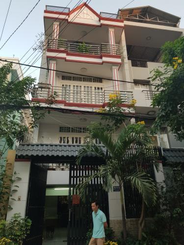 Nhà phố hẻm xe hơi rộng 10m đường Số 20, sát bên chung cư Hà Kiều.