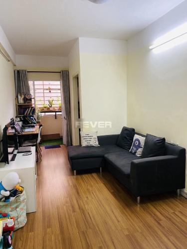 Căn hộ Chung cư Khang Gia tầng trệt, đầy đủ nội thất.