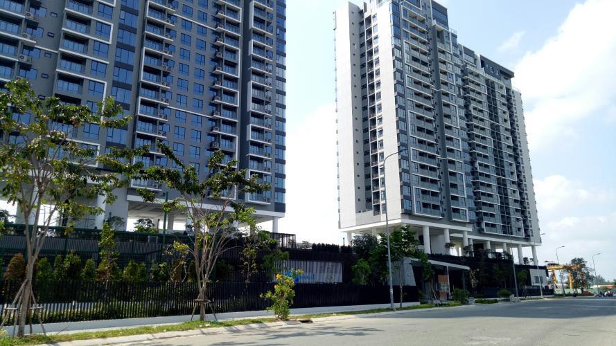 can-ho-ONE-VERANDAH Bán căn hộ One Verandah 1 phòng ngủ, diện tích 49m2, không nội thất, view sông thoáng mát