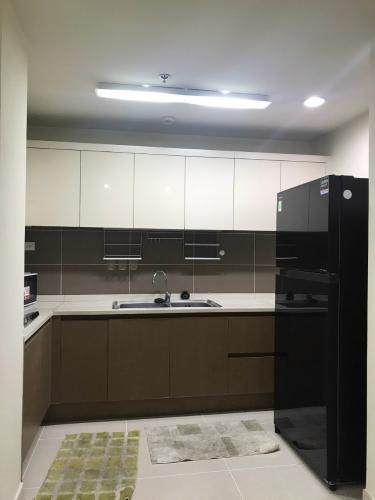 Phòng bếp căn hộ The Eastern, Quận 9 Căn hộ The Eastern tầng cao đầy đủ nội thất tiện nghi, hướng Đông Nam.