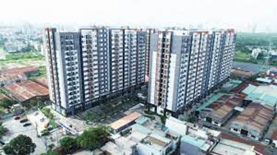 Căn hộ Him Lam Phú An, Quận 9 Căn hộ Him Lam Phú An tầng 5 thiết kế hiện đại, đầy đủ nội thất.