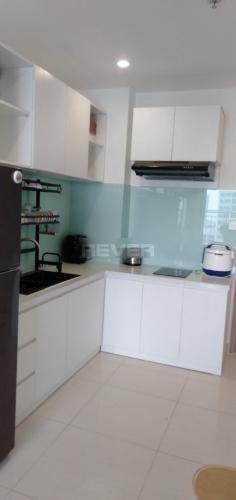 Phòng bếp căn hộ Vinhomes Grand Park Căn hộ Vinhomes Grand Park bàn giao nội thất cơ bản, view nội khu.