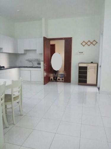 Phòng bếp, Căn hộ Topaz Garden, Quận Tân Phú Căn hộ tầng 14 Topaz Garden hướng Đông Bắc thoáng mát, đầy đủ nội thất.