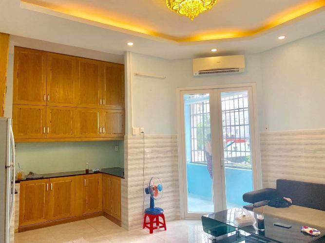 Bán căn hộ đường Nguyễn Trãi, 2 phòng ngủ, diện tích đất 57m2, sổ hồng đầy đủ.