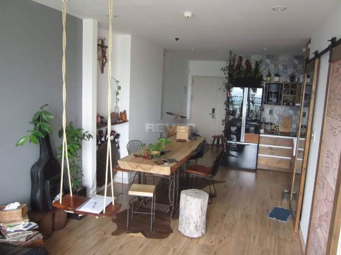 Căn hộ 4S Riverside Linh Đông đầy đủ nội thất, hướng Đông Bắc.