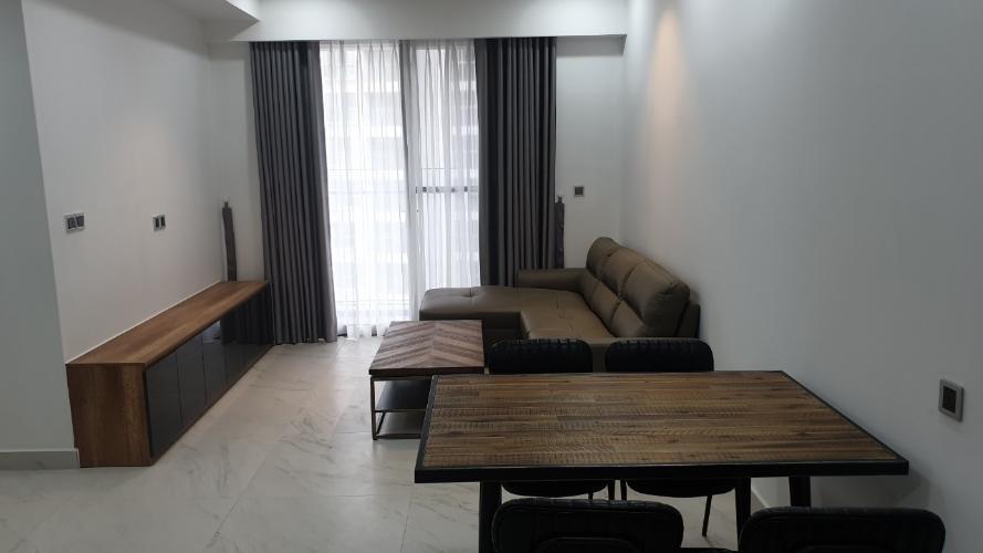 Căn hộ Phú Mỹ Hưng Midtown view thoáng mát, đầy đủ nội thất.