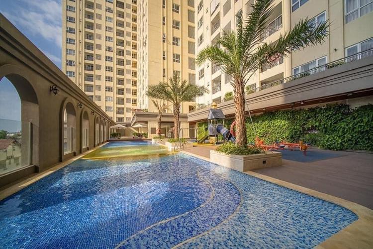 tiện ích căn hộ sài gòn mia Căn hộ tầng cao Saigon Mia, thiết kế tinh tế, nhiều cửa đón sáng.