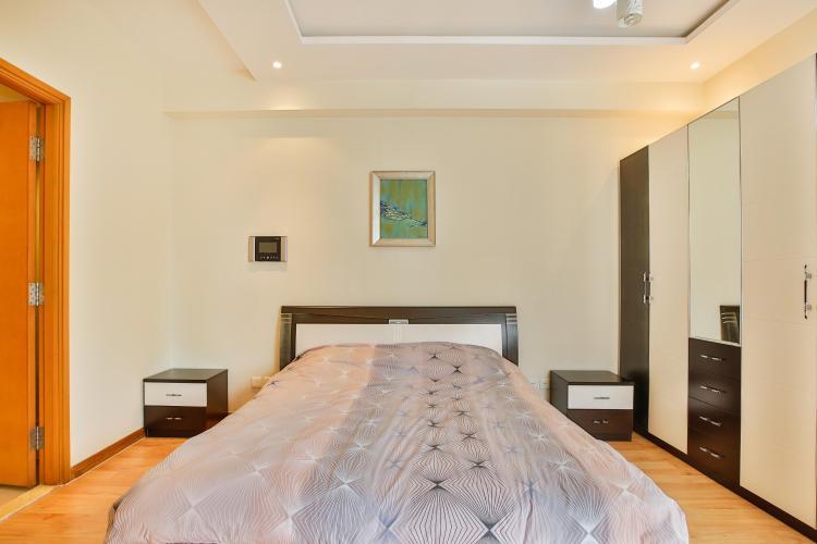 Phòng ngủ 2 Căn hộ 3 phòng ngủ tầng cao Ruby 1 Saigon Pearl