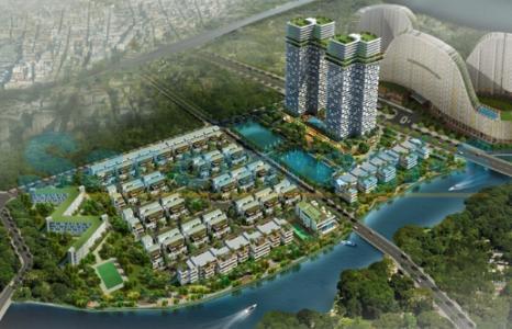 Khu Đô Thị Jamona City