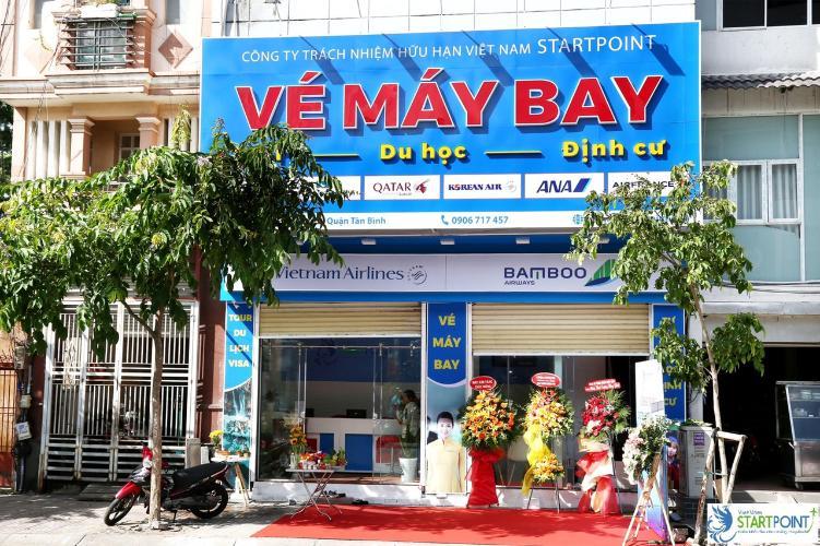 Mặt bằng kinh doanh Bạch Đằng, Tân Bình Mặt bằng kinh doanh mặt tiền đông đúc, gần sân bay Tân Sơn Nhất.