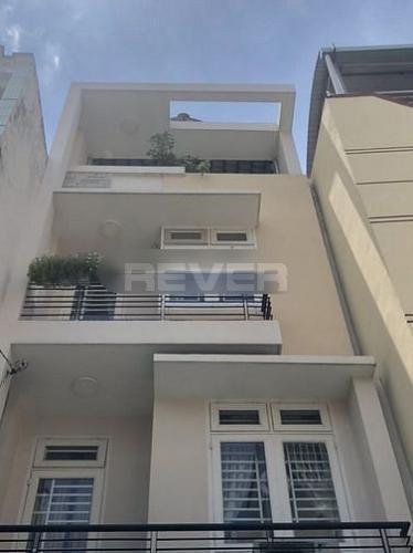 Nhà phố Quận Gò Vấp Nhà phố kết cấu 1 trệt 2 lầu có sân thượng, khu vực đầy đủ tiện ích.