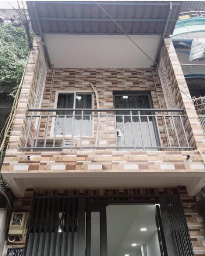 Nhà phố hẻm đường Trần Nhân Tôn kết cấu 1 trệt 1 lầu, pháp lý đầy đủ.