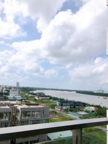View sông căn hộ One Verandah Bán căn hộ đã bàn giao One Verandah view sông và hướng Quận 7.