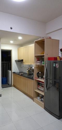 Phòng bếp căn hộ Sky 9, Quận 9 Căn hộ Sky 9 tầng trung hướng Tây Bắc view thoáng mát, đầy đủ nội thất.