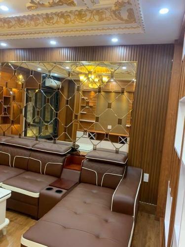 Phòng khách nhà phố Quận Gò Vấp Nhà hẻm xe hơi Q.Gò Vấp diện tích sử dụng 205.7m2, sổ hồng riêng.