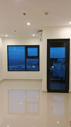 Phòng ngủ + phòng khách căn hộ Vinhomes Grand Park Bán căn hộ Vinhomes Grand Park nội thất cơ bản, view thành phố.