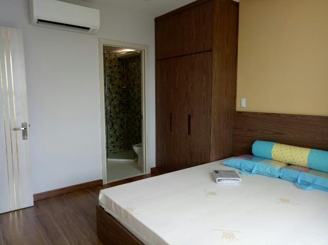 Phòng ngủ Saigon South Residence  Căn hộ Saigon South Residence tầng trung, đầy đủ nội thất