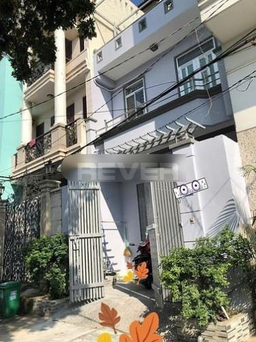 Mặt tiền nhà phố Quận Gò Vấp Nhà phố hẻm xe hơi đường Phạm Văn Chiêu, kết cấu 1 trệt 2 lầu kiên cố.