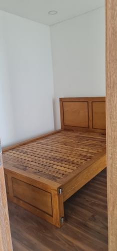 Phòng ngủ The Golden Star, Quận 7 Căn hộ The Golden Star ban công hướng Tây, nội thất cơ bản.