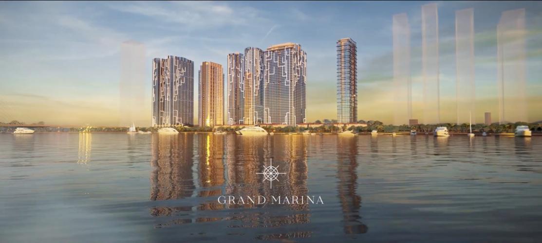 Grand Marina Saigon - Phối cảnh Dự án Grand Marina Saigon