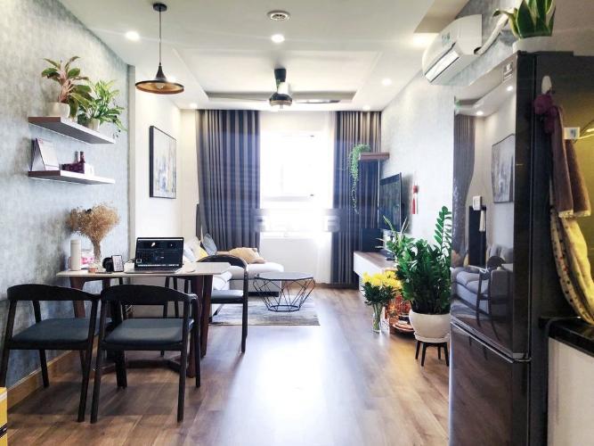 Căn hộ CitiSoho tầng cao view nội khu yên tĩnh, đầy đủ nội thất.