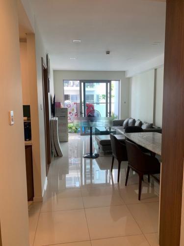 Căn hộ Rivera Park Sài Gòn đầy đủ nội thất, tiện ích cao cấp.