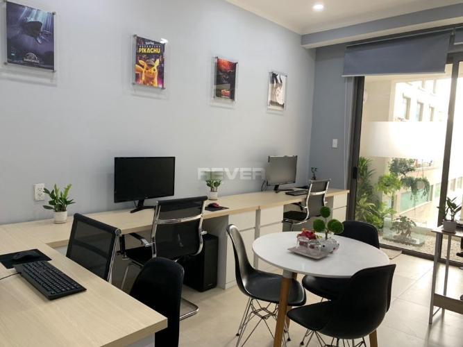 Phòng làm việc Kingston Residence, Phú Nhuận Officetel Kingston Residence đầy đủ nội thất, hướng  Đông Nam.