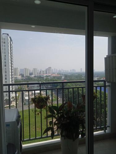 View căn hộ Sunrise Riverside , Huyện Nhà Bè Căn hộ 2 phòng ngủ Sunrise Riverside tầng 10, đầy đủ nội thất.