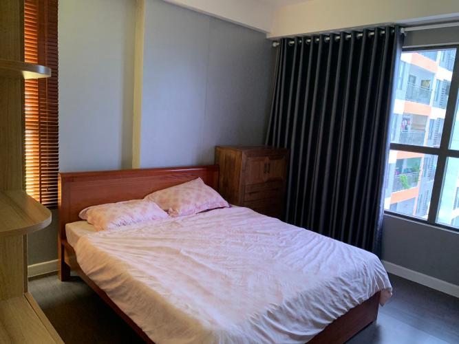 Phòng ngủ căn hộ The Sun Avenue Căn hộ tầng cao The Sun Avenue nội thất đầy đủ, ban công thoáng.