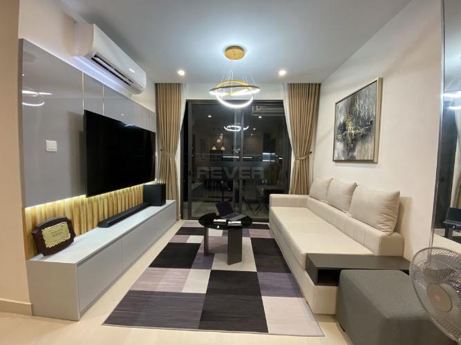 Căn hộ tầng cao Vinhomes Grand Park nội thất đầy đủ, view sông thoáng mát