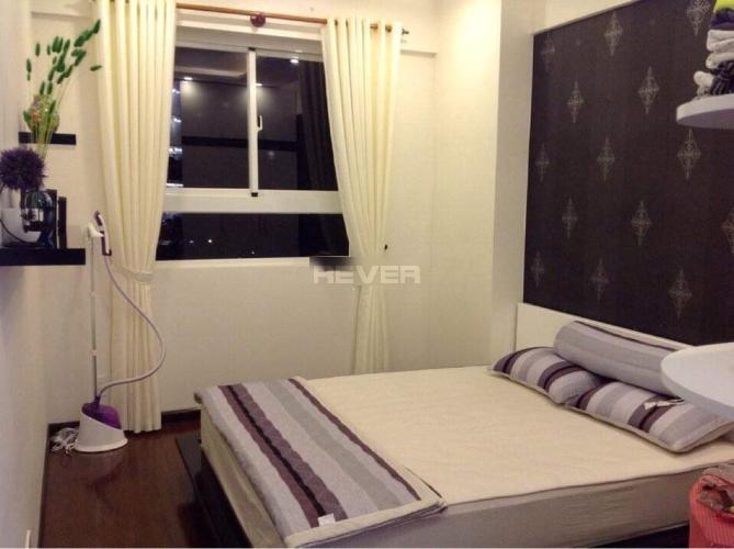 Phòng ngủ, căn hộ Hưng Ngân Garden, Quận 12 Căn hộ Hưng Ngân Garden tầng 11 hướng Tây Bắc, đầy đủ nội thất.