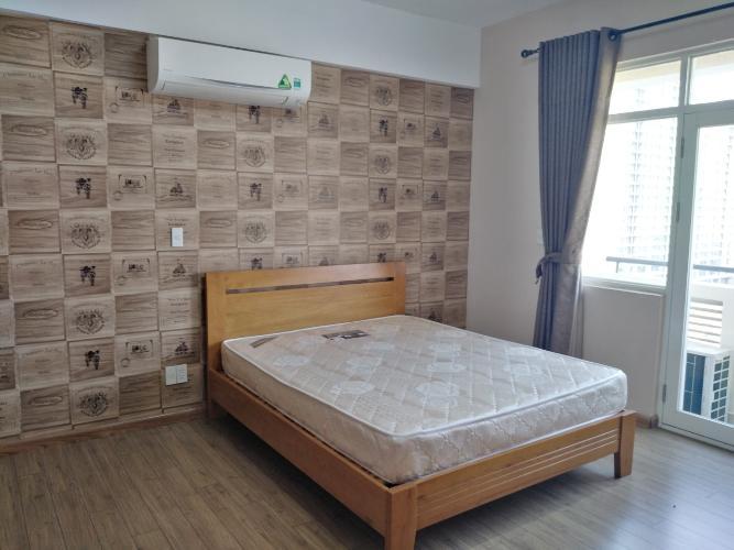 Phòng ngủ Cảnh Viên 2, Quận 7 Căn hộ Cảnh Viên 2 hướng Đông Bắc, đầy đủ nội thất tiện nghi.