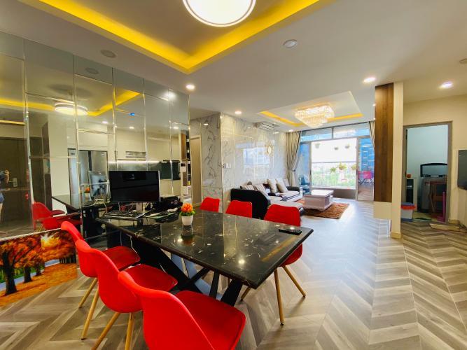 Phòng bếp , Căn hộ Opal Riverside , Quận Thủ Đức Căn hộ Opal Riverside tầng 19 view sông thoáng mát, nội thất đầy đủ.