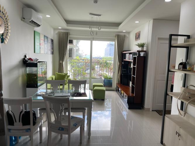 Căn hộ Moonlight Park View gồm 3 phòng ngủ, đầy đủ nội thất sang trọng.