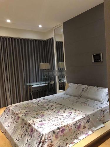 Phòng ngủ, Căn hộ Saigon Pearl, Quận Bình Thạnh Căn hộ Saigon Pearl tầng trung hướng Đông Bắc, nội thất cơ bản.