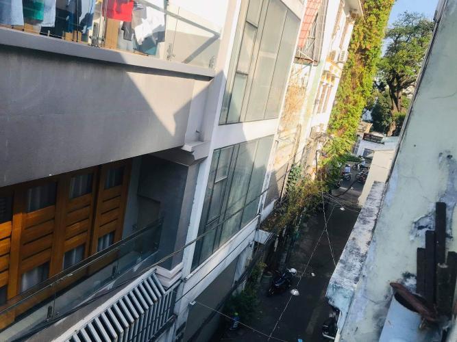Bán nhà 3 phòng ngủ, hẻm Lý Chính Thắng, phường 9, Quận 3, diện tích đất 40m2, cách đường chính 50m