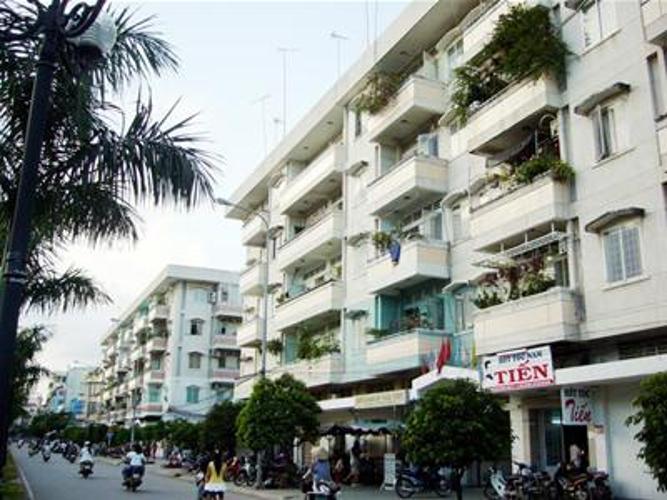 Chung cư Phan Xích Long, Phú Nhuận Căn hộ chung cư Phan Xích Long hướng Tây Bắc, đầy đủ nội thất.