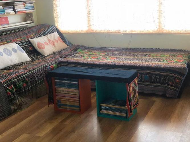 Phòng ngủ căn hộ VISTA VERDE Căn hộ Vista Verde tầng 09 nội thất đầy đủ
