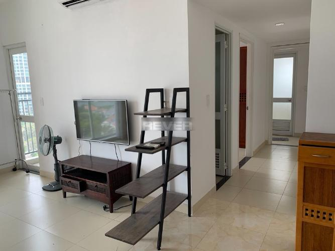 Không gian căn hộ Thủ Thiêm Sky, Quận 2 Căn hộ tầng 11 Thủ Thiêm Sky hướng Tây Bắc, đầy đủ nội thất.
