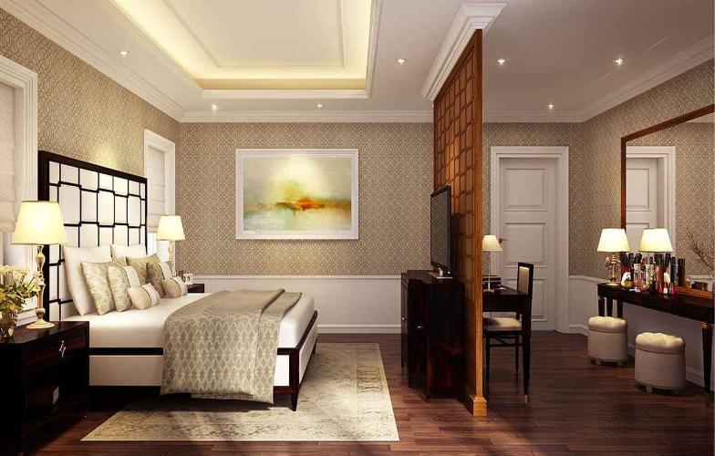 Nhà mẫu căn hộ Sunshine City Sài Gòn , Quận 7 Căn hộ Sunshine City Saigon 3 phòng ngủ, nội thất cơ bản.