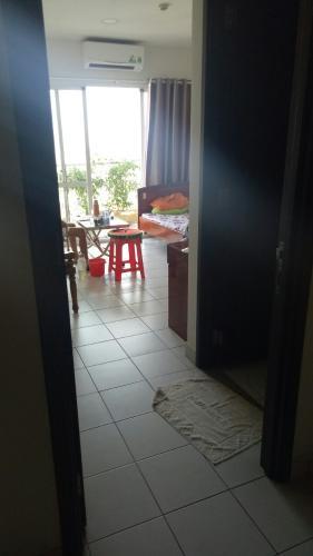 Không gian căn hộ An Phú Apartment, Quận 6 Căn hộ An Phú Apartment tầng 14 view thoáng mát, nội thất cơ bản.