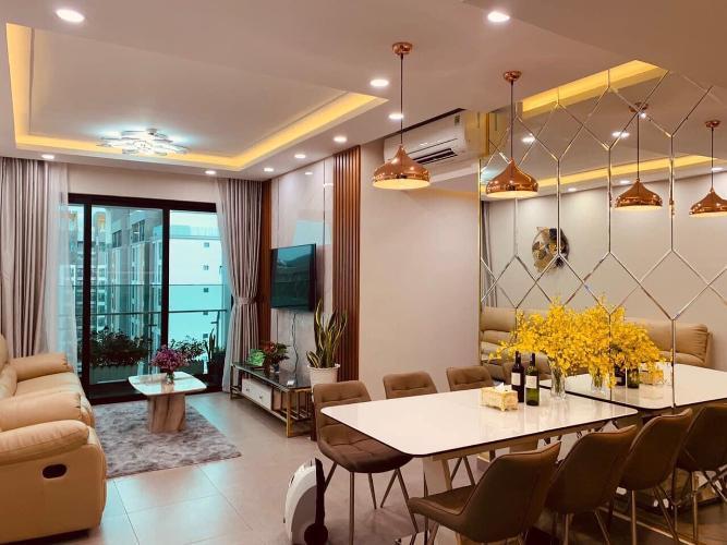 Căn hộ Feliz En Vista nội thất đầy đủ, view nội khu.