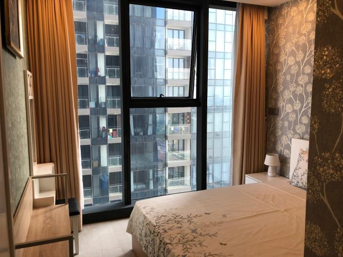 Phòng ngủ 2 Vinhomes Golden River Căn hộ tầng 08 tháp The Luxury 6 Vinhomes Golden River đầy đủ nội thất