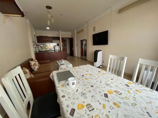 Căn hộ Phú Gia Hưng Apartment hướng Đông Nam, nội thất cơ bản.