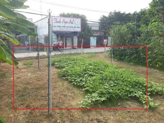 Đất nền Huyện Củ Chi Đất nền mặt tiền đường Số 11, diện tích 300m2  cách cầu vượt Củ Chi 50m.