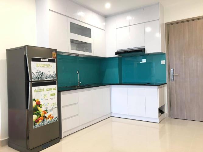 Phòng bếp Vinhomes Grand Park Quận 9 Căn hộ Vinhomes Grand Park hướng nội khu, đầy đủ nội thất.