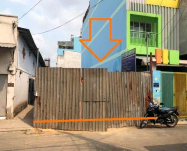 Đất nền đường số 18B diện tích 111.6m2, khu dân cư hiện hữu.