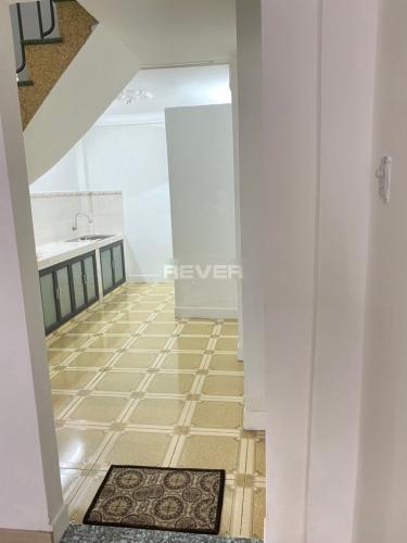 Nhà bếp nhà phố quận 1 Nhà hẻm Cống Quỳnh Quận 1, diện tích 3.12x14.6m, gần bệnh viện Từ Dũ.